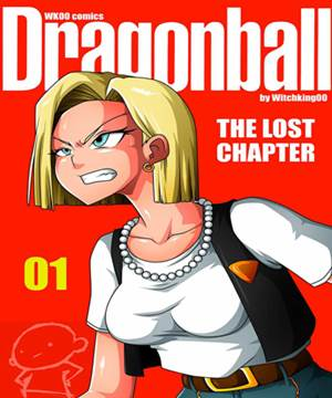 Dragon Ball The Lost Chapter