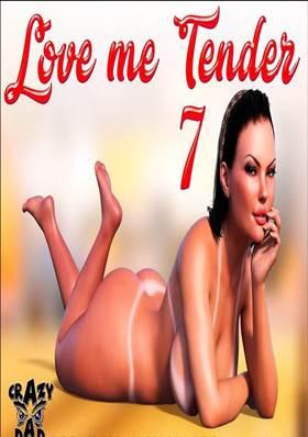 Love Me Tender 7 – metendo na mãe e tia juntas