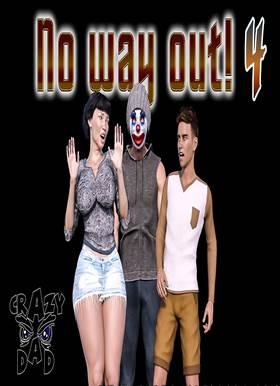 No Way Out! 4 (PT-BR) Crazy Dad 3D