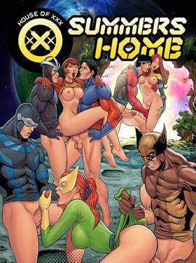 House Of XXX – Summer Home
