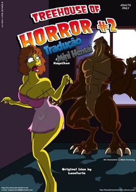 Treehouse of Horror 02