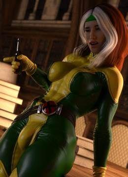 X-Men: Abuso de poder
