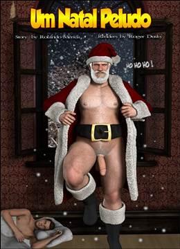 Um Natal Peludo