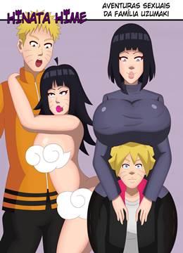 Uzumaki Family Sexventures
