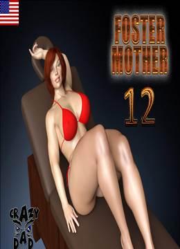 Sexo com a mãe adotiva 12