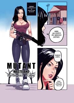Mutant Wasteland