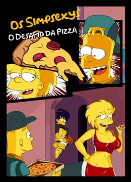 Simpsexys: O Desafio da Pizza