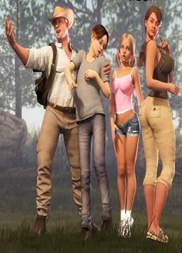 A caminhada em família