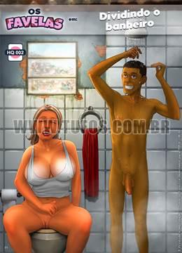 Dividindo o Banheiro