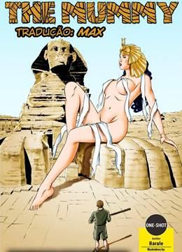The Mummy – Sexo com Múmia gostosa