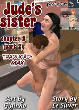 A irmã pervertida 3 – Parte 2 – O orgasmo