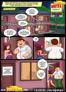 Convention – Family Guy